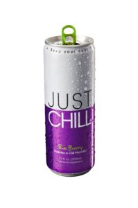 Just Chill Rio Berry, 12 Ounce (Pack of 12)