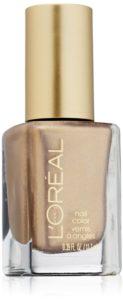 L'Oreal Paris Colour Riche Nail, Because You're Worth It, 0.39 Ounces