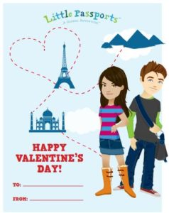 Little Passports VDay
