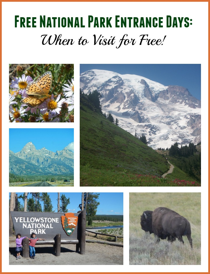 Free National Park Entrance Days: When to Visit for Free