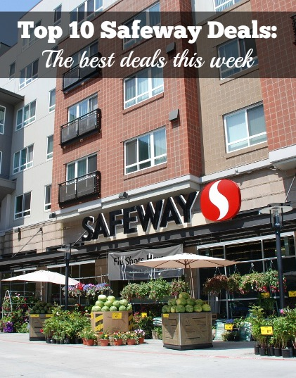 Top 10 Safeway Deals