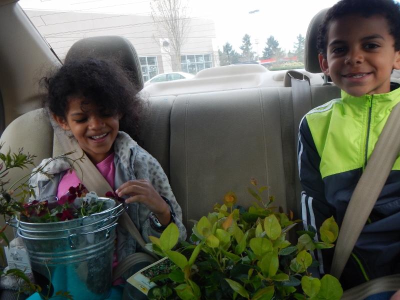 Gardening with kids is both fun and rewarding!