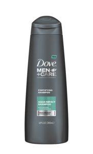 Dove Men+Care Fortifying Shampoo, Aqua Impact 12 oz