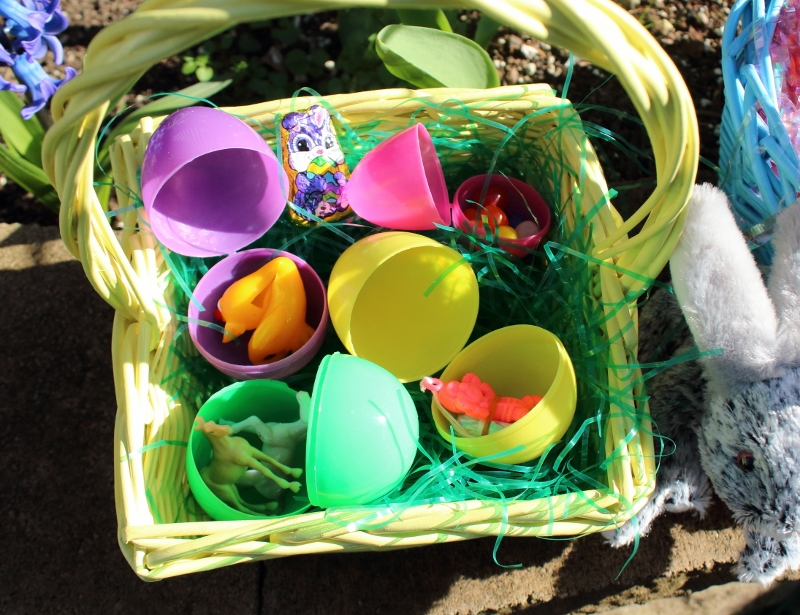 What's inside your Easter Basket?