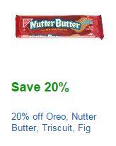 Nutter Butter S&S