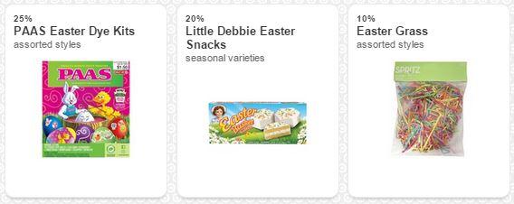 Target Easter Cartwheel