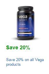 Vega coupon