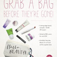 Whole Foods Market: Beauty Bag for $18 ($60 value) – starts TODAY at 10am!