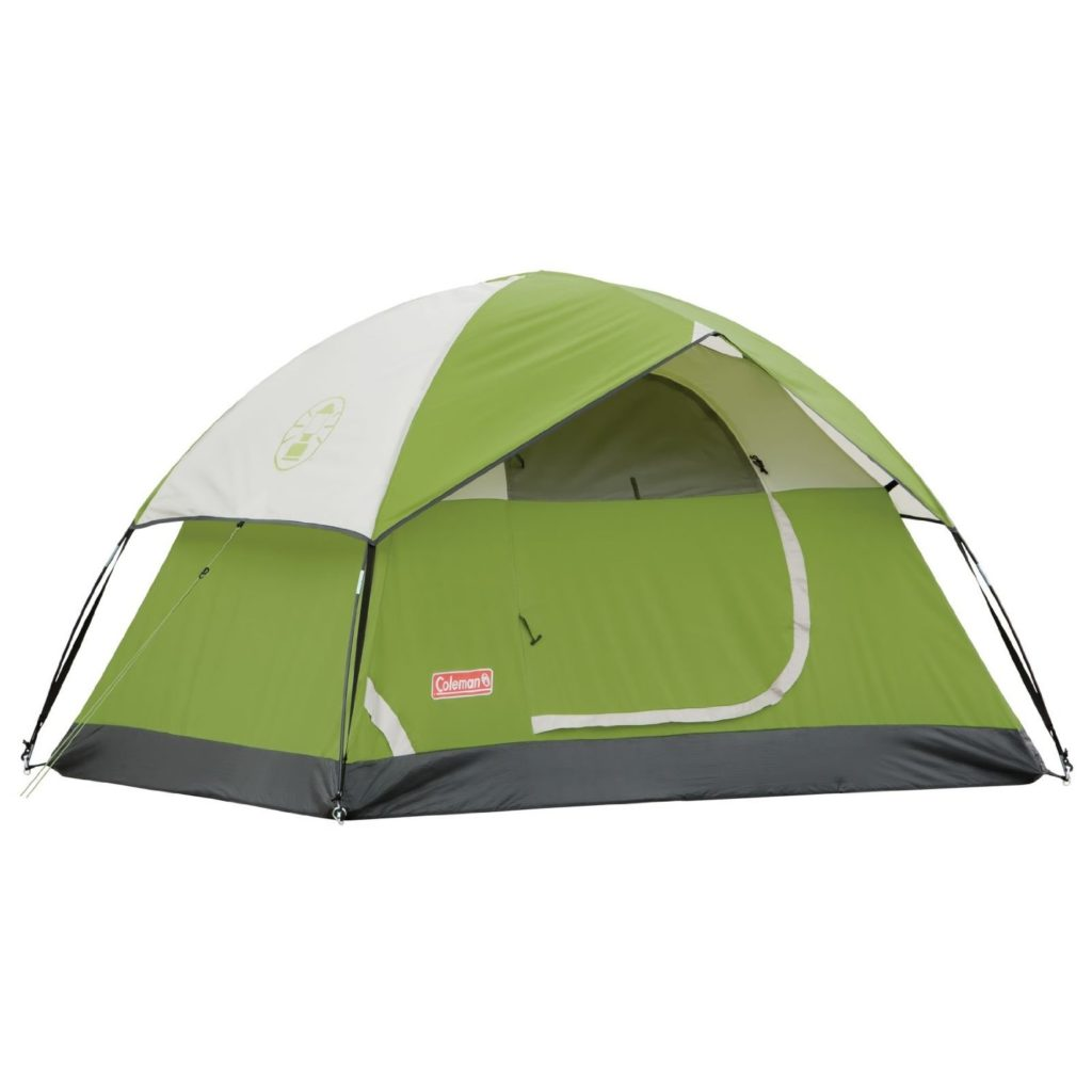 Person Pricing: Coleman 2-Person Tent: $32.98