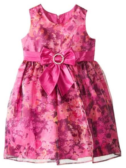 Easter Dress Organza Overlay