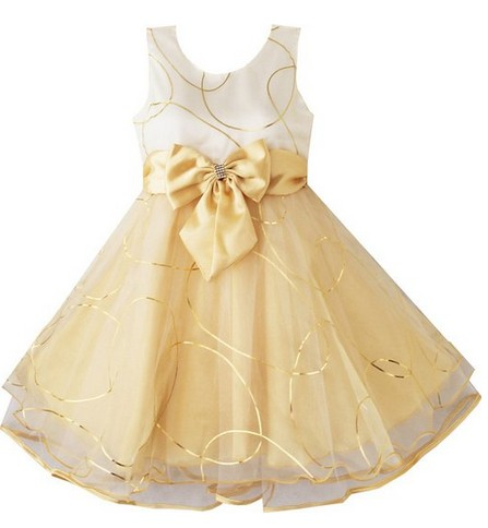 Easter Dress with Bow