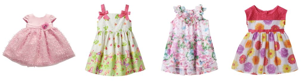 771d8a23eac Girls  Easter Dresses as low as  8.67 each shipped from Kohl s!