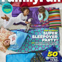 Family Fun Magazine: $4.99/year subscription (today only)