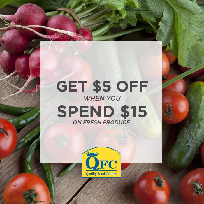 QFC Produce Coupon