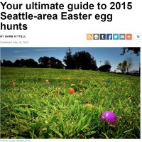 seattle's child easter egg hunts
