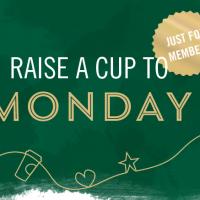 Starbucks: Buy one, get one free Tea (3/16 afternoon, Members Only)