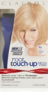Clairol Nice 'n Easy Root Touch-Up 9A Light Ash Blonde 1 Kit
