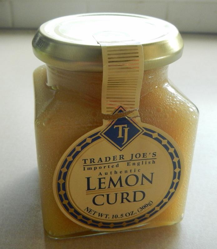 Trader Joe's Lemon Curd