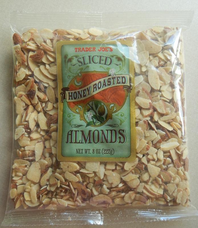 Trader Joe's Honey Roasted Almonds