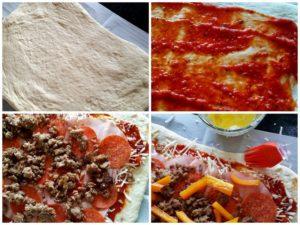Stromboli Ingredients