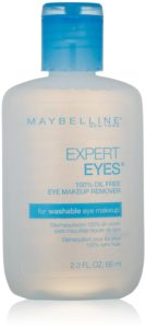 Maybelline New York Expert Eyes 100 Oil-Free Eye Makeup Remover, 2.3 Fl. Oz.