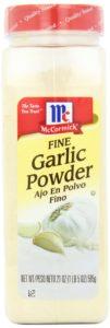 McCormick Fine Garlic Powder, 21-Ounce