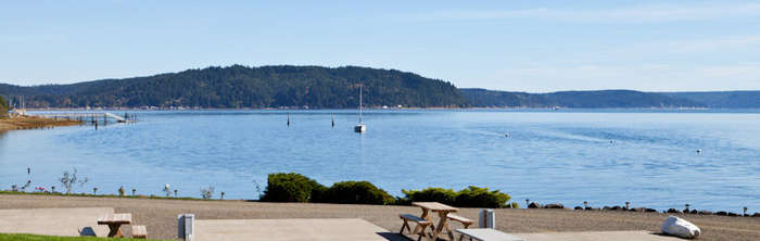 Suites and Cabins on Puget Sound's Hood Canal