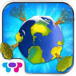 The Four Seasons - An Earth Day Interactive Children's Storybook