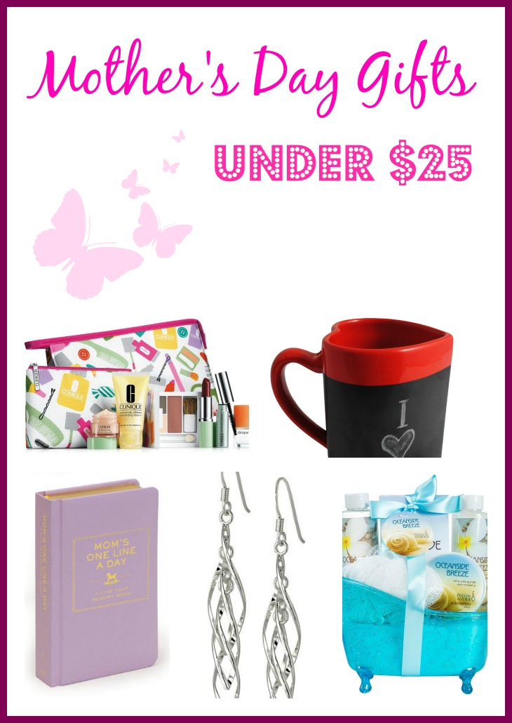 Stumped on what to get Mom for Mother's Day? These ideas are all priced under $25!