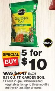 home depot spring black friday hot deals on mulch garden soil more