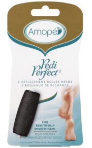 Amopé Pedi Perfect Electronic Pedicure Foot File Refills, 2 Count