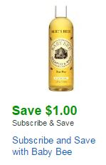 Baby Bee coupon
