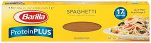 Barilla Protein Plus Spaghetti Pasta, 14.5 Ounce