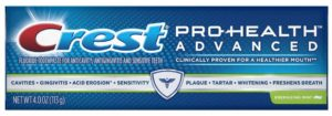 Crest Pro-Health Clinical Plaque Control Fresh Mint Toothpaste 4 Oz (Packaging May Vary)