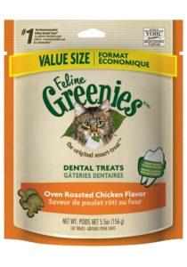 Feline Greenies Dental Treats For Cats