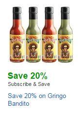 Gringo Bandito coupon