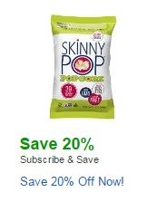 Skinny Pop coupon