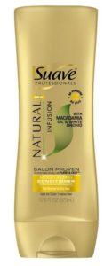 Suave Professionals Conditioner, Natural Infusion Macadamia Oil & White Orchid 12.6 oz