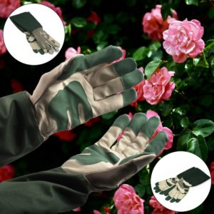 Wells Lamont Leather Gardening Gloves