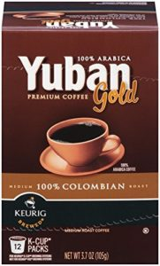 Yuban Colombian Coffee K-Cup Packs - 12 count
