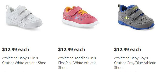 baby shoes kmart