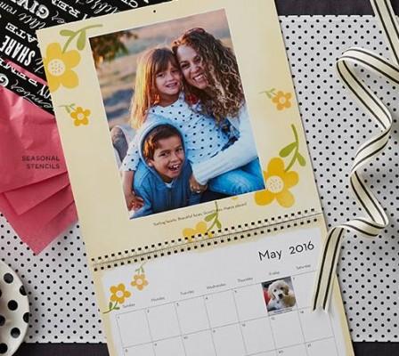 shutterfly calendar