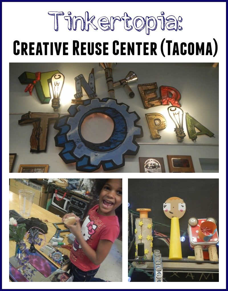 Tinkertopia: Creative Reuse Center (Tacoma)