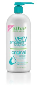 Alba Botanica Very Emollient, Original Body Lotion, 32 Ounce