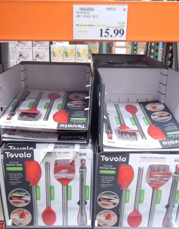 Kitchen tools at Costco