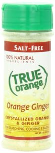 True Orange Shaker, Ginger, 2.82 Ounce
