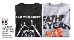 father's day graphic t's