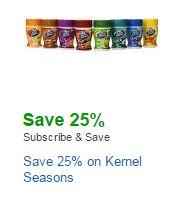 kernel seasons coupon