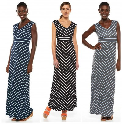 Kohl\'s: Maxi Dresses as low as $12!