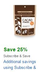 navitas cacao coupon